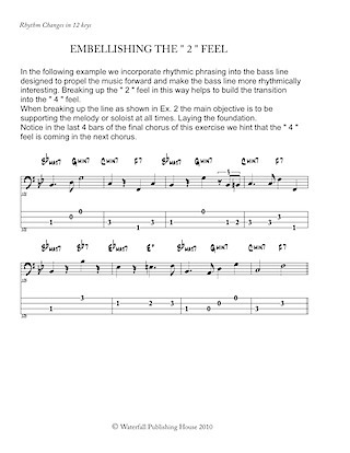 jazz bass book i ii electric bass method bass tab ed ebay. Black Bedroom Furniture Sets. Home Design Ideas