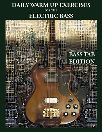 Daily warm up exercises for the electric bass