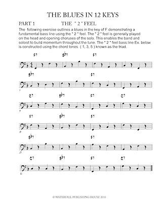Constructing Walking Jazz Bass Lines Book I : Walking Bass Lines The ...