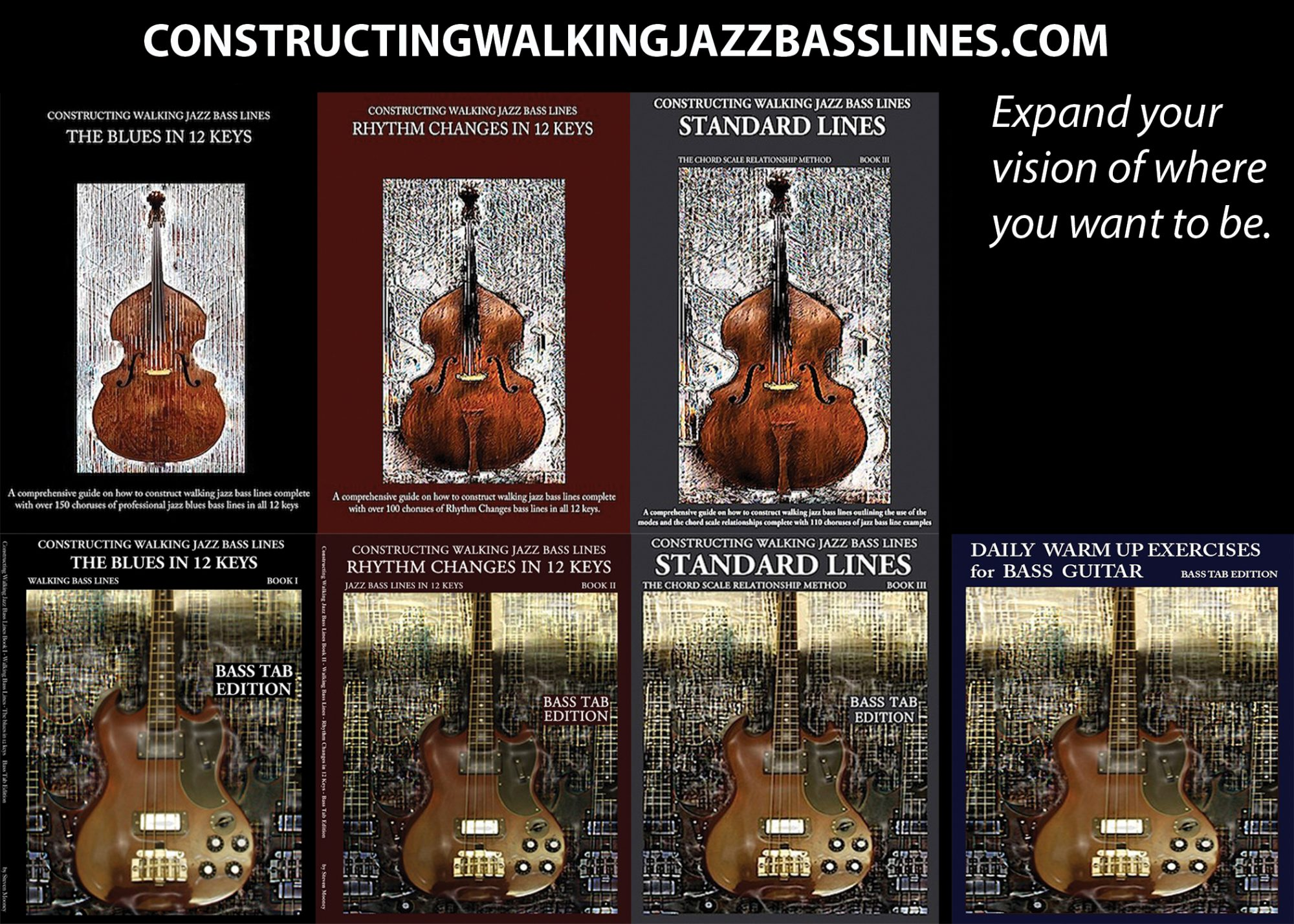 Construcing Walking Jazz Bass Lines